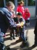Вихованці дитячих установ №31 «Рябінушка» та №58 «Гусельки» відвідали міську пожежну частину, де зустрілися з працівниками МНС.