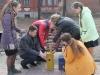 Першого квітня учні НВК №11 стали ініціаторами екологічного заходу «Зустрічаймо пернатих друзів» та провели акцію «Репортаж зі шпаківні». Учні виготовили власноруч шпаківні, пофарбували їх та прикріпили на деревах у міському парку відпочинку.