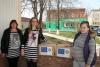 Чеська Громадська Організація «Людина в біді» за підтримки Євросоюзу надала благодійну допомогу майбутнім матерям та матерям з новонародженими малюками Бахмута, Бахмутського району, а також переселенцям.