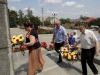 У Бахмуті вшанували пам'ять жертв війни в Україні