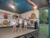 Цього року Бахмутський дитячий заміський заклад оздоровлення та відпочинку «Вогник», який розташований у мальовничому куточку нашого міста, відчинив двері для 250 дітлахів із Бахмуту та Часів Яру.