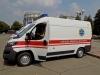 Бахмут отримав 3 нові машини швидкої медичної допомоги марки Peugeot, клас В, які рятуватимуть життя городян.