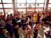 30 вересня у розважальному Центрі «Перемога» м. Бахмута освітяни урочисто святкували День працівника освіти.