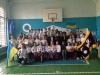 У рамках організації роботи на освітньому окрузі команда учнів 8-9 класів взяла участь у заході до Дня українського козацтва на базі ЗОШ №1 та була відзначена грамотою за зайняте І місце.