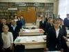 У Бахмутській школі №7 учні та вчителі вшанували пам'ять убитих голодом під час геноциду 1932-1933 років, а також голодоморів 1921-1922, 1946-1947 років в Україні.