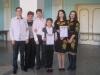 Учні Бахмутської школи №12 – переможці обласного конкурсу «З Україною в серці!»