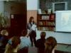Учні Бахмутської школи №18 ім. Дмитра Чернявського відзначили День вшанування учасників бойових дій на території інших держав.
