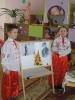 Тематичні заняття з нагоди Дня народження Т.Г. Шевченка зі старшими дошкільниками дитсадка №40