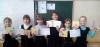 У Бахмутській загальноосвітній школі І-ІІІ ступенів №18 ім. Дмитра Чернявського свої перші нагороди за участь у Міжнародному математичному конкурсі «Кенгуру» отримали учні початкової ланки.