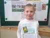 Учні 2-Б класу Бахмутської школи №18 ім. Дмитра Чернявського долучилися до акції «Первоцвіти», яку щороку з лютого по березень проводить Всеукраїнська екологічна ліга.