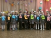 22 травня в Бахмутській школі №5 відбулося свято розставання з Буквариком.