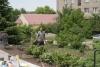 У Бахмуті продовжується реалізація заходів з благоустрою бульвару Металургів.