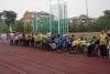 У Бахмуті пройшло обласне свято з Всеукраїнського Олімпійського дня