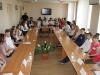 24 червня 2017 року напередодні святкування Дня молоді в малій залі адміністративної будівлі Бахмутської міської ради відбулася зустріч молодіжного активу міста з Бахмутським міським головою Олексієм Ревою.