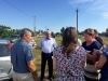 20 липня 2017 року відбулась виїзна робоча нарада міського голови Олексія Реви на об'єктах міської інфраструктури.