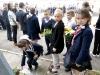 У Бахмутській школі №9 відбувся урочистий захід до Дня визволення міста Бахмута та Донбасу від німецько-фашистських загарбників «Назавжди в пам`яті людській»