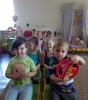 Вихованці ДНЗ№39 «Кульбабка» м.Бахмута  вивчають правила дорожнього руху