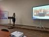 Президент міського учнівського самоврядування м.Бахмута -переможниця обласного конкурсу «Лідер року - 2017»