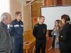 На базі Бахмутського НВК №11 представниками Державної служби України з надзвичайних ситуацій було проведено профорієнтаційні заходи з учнями 11-х класів загальноосвітніх навчальних закладів.