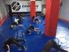 5.11.17 На базі ПБК «Чемпіон» г.Бахмут, Донецької обл., пройшов навчально-тренувальний семінар зі змішаних єдиноборств, на тему: ударна і борцовська техніка.