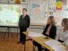 У Бахмутській школі №2 проходить Тиждень, присвячений Дню української писемності та мови, який розпочався урочистою лінійкою-відкриттям.