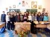 """Бахмутським  міським центром соціальних служб для сім`ї, дітей та молоді  з 17 по 19 січня в школах міста Бахмут були проведені семінари на тему """"День Соборності""""."""