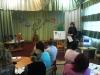21 жовтня  2011 року відбулось  засідання  міської творчої  групи  вихователів «Соціум  та  дошкільний навчальний заклад: досвід, проблеми, перспективи» за темою «Безпека  життєдіяльності  дитини – справа  сумісна».