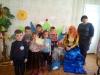 Першокласники школи №7 завітали до дітей старшої групи «Ромашка» на цікаве та змістовне інтелектуальне шоу «Морська школа розумників»