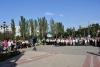 5 вересня 2018 року у Бахмуті біля пам'ятника воїнам-визволителям Донбасу відбувся загальноміський мітинг, присвячений 75-й річниці визволення міста та Донеччини від фашистських загарбників.