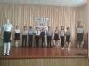 У Бахмутській школі №5 з профільним навчанням перший тиждень вересня був присвячений 75 річниці визволення Бахмута від німецько-фашистських загарбників.