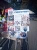Працівники Бахмутського міськрайонного відділу   були запрошені на ярмарок громадських організацій м.Бахмут «Україна починається з тебе»