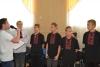 10 жовтня у Бахмутському міському Центрі дітей та юнацтва пройшла міська гра «Мужні та незламні», присвячена Дню Захисника України.