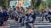 Оркестр Державної прикордонної служби привітав Бахмут з Днём захисника України