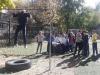 У Бахмуті пройшли спортивні заходи присвячені Дню захисника України