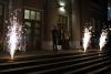 На площади Свободы для жителей и гостей города состоялось торжественное открытие городской елки. Алексей Александрович поздравил всех с наступающими праздниками и пожелал в новом году  новых открытий, радости и добра.