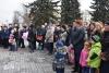 10 березня 2019 року на площі Свободи відбулося загальноміське гуляння на честь свята Масляної.