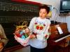 В ШМ м. Бахмута пройшов інтегрований урок «Великоднє диво» для наймолодших учнів класу сольфеджіо Пілотного проекту.
