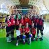 Дівчата Бахмутської школи №10, які входять до міської волейбольної команди, брали участь у Чемпіонаті України серед дівчат 2006 року народження і молодше.
