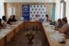 22 травня в Бахмутському міському центрі зайнятості п'яти підприємцям та семи безробітним громадянам допомагали в отриманні нових знань та досвіду в сфері підприємницької діяльності.