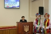 У великій сесійній залі Бахмутської міської ради напередодні державного свята – Дня захисника України відбулись урочисті збори.