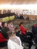"""07.11.2019 року в Бахмутському краєзнавчому музеї  для учнів 10-х класів Навчально-виховного комплексу № 11 було проведено 3-й урок «Історія заселення території сучасної Донецької області"""""""