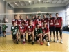 10-12 січня у місті Бахмут у спортивному залі БКТИ відбулися поєдинки 3-го етапу Кубка України з волейболу.