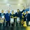 Чемпіони з пауерліфтингу