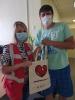 7 липня Управління з питань фізичної культури та спорту Бахмутської міської ради  та структурні підрозділи Управління спорту залучилися до всеукраїнської донорської акції «Перемога у нас в крові»