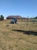 На території селища Хромове-1 пройшли заходи з благоустрою території дитячого майданчику