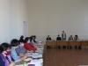 В Управлінні освіти Бахмутської міської ради відбулася підсумкова в 2020 році нарада з директорами закладів освіти  під керівництвом начальника Наталі Дроздової