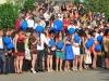 Для школярів 9-х, 11-х класів м. Артемівська 11 травня пролунав останній дзвоник. Цього ж дня відбулося ще одне хвилююче для випускників свято – випускний бал – традиційний і прекрасний захід нашого міста