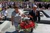 9 травня в м. Артемівську на пагорбі Слави відбувся мітинг-реквієм, присвячений 68-річниці Великої Перемоги.
