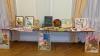 8 листопада в Артемівській дитячій міській бібліотеці відкрилась виставка робіт учнів 1-4 кл. художнього відділення «Українська минувшина»