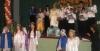 17 січня 2014 року відбулася нова зустріч, під час якої учні класу духовного співу Школи мистецтв показали літературно-музичну композицію «Віфлеємська зірка».